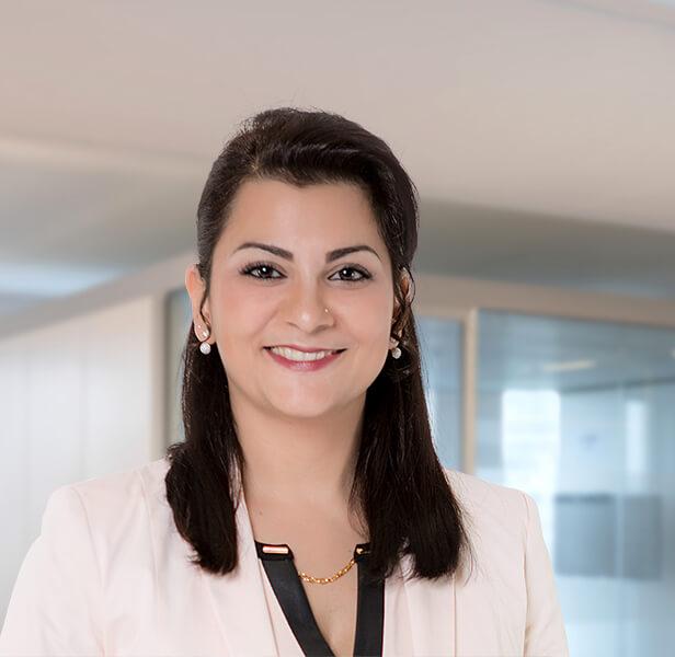 Profilbild Sahar Wessel