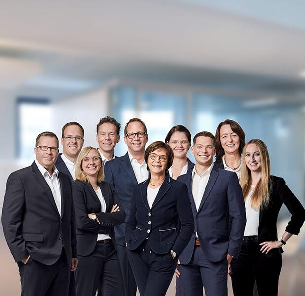 Bezirksdirektion  Faulhaber und Ewering GmbH