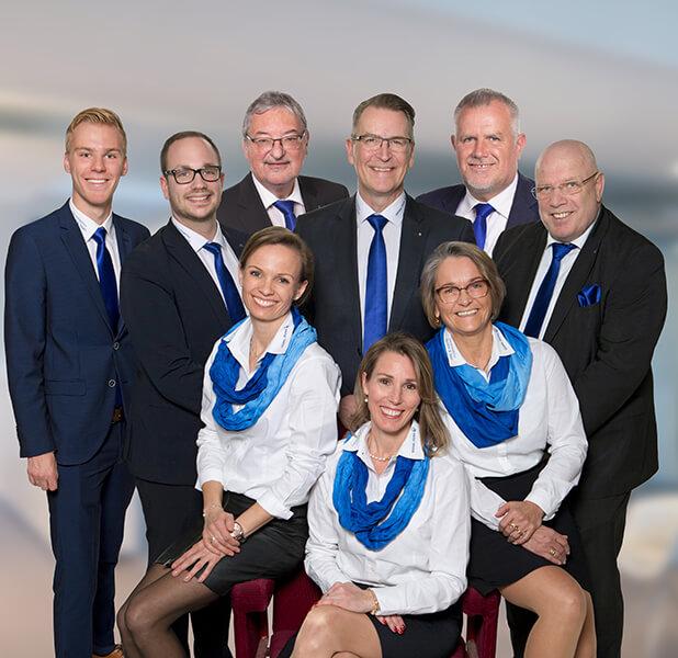 Bezirksdirektion Jens-Uwe Backen