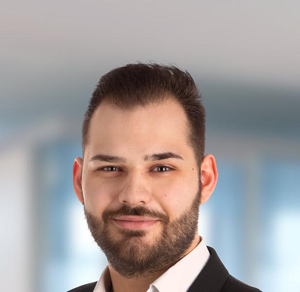 Profilbild Raphael Tziogkidis