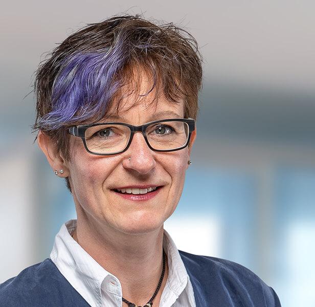 Profilbild Sonja Fröhlig