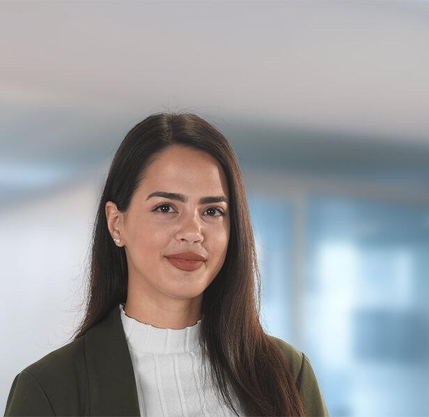 Profilbild Mirjeta Gashi