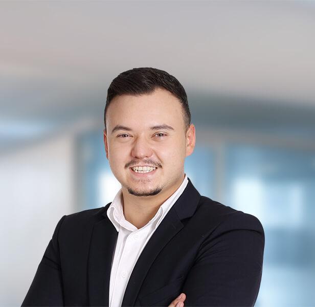 Profilbild Egzon Brahimi