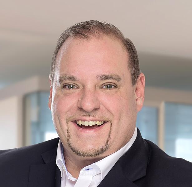 Verkaufsleiter Niels Laube