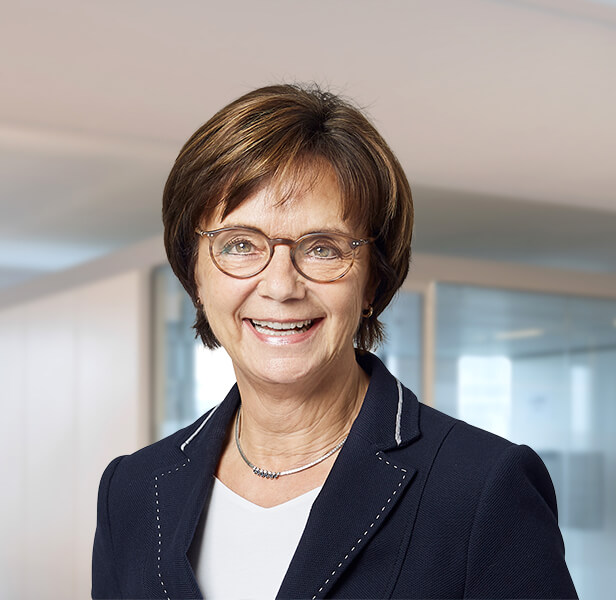 Profilbild Gertrud Faulhaber
